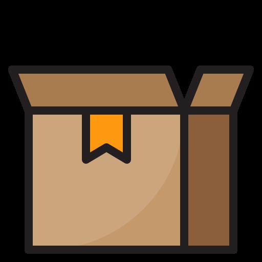 상자  무료 아이콘
