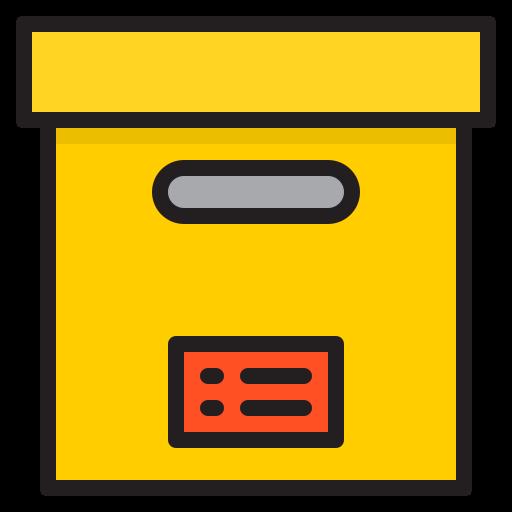 kasten  kostenlos Icon