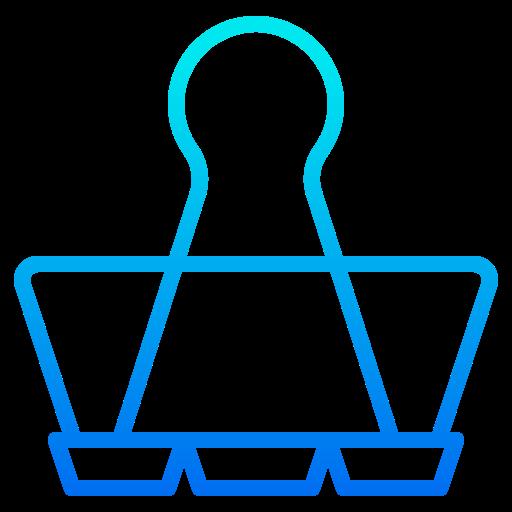 Binder  free icon