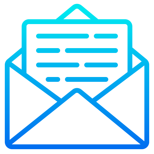 Mail  free icon