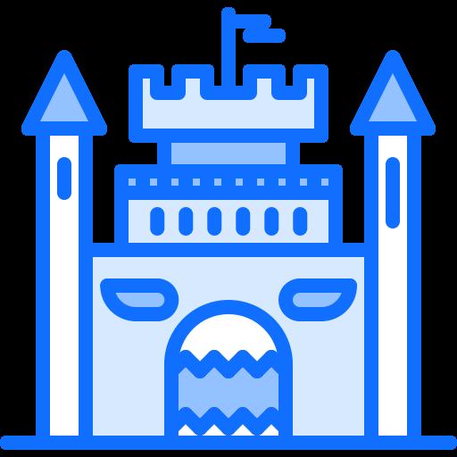 замок  бесплатно иконка