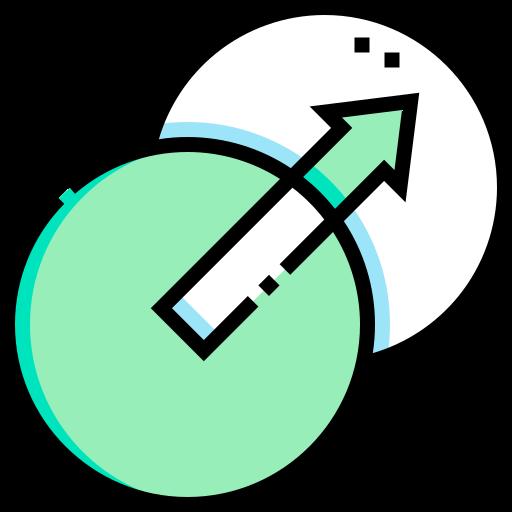 Übergang  kostenlos Icon