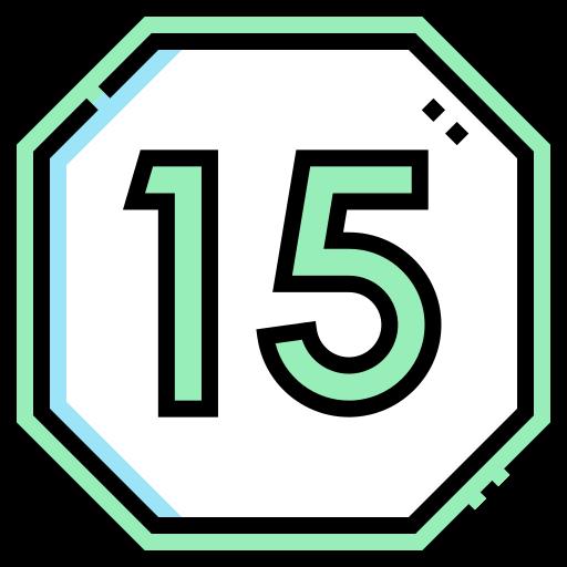 15  free icon