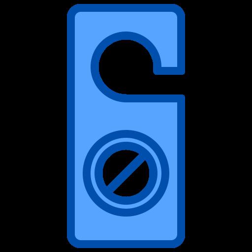 Do not disturb  free icon