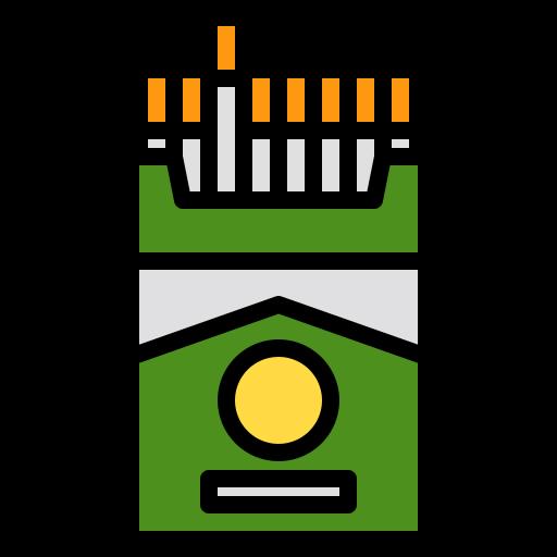 Cigarettes  free icon