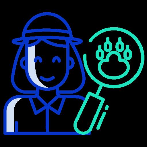 chercheur  Icône gratuit