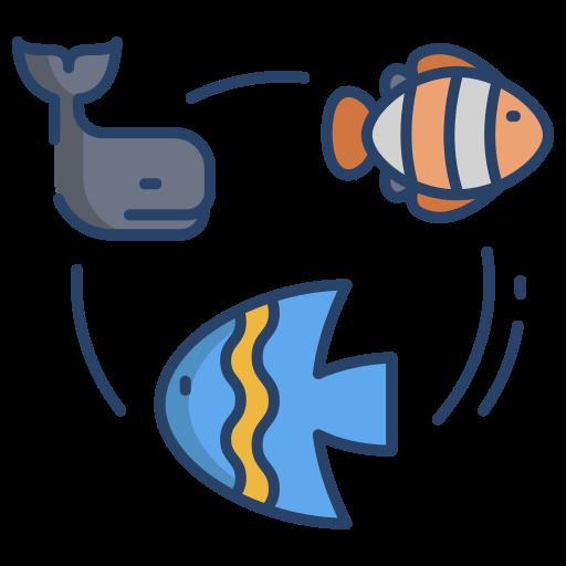 poisson  Icône gratuit