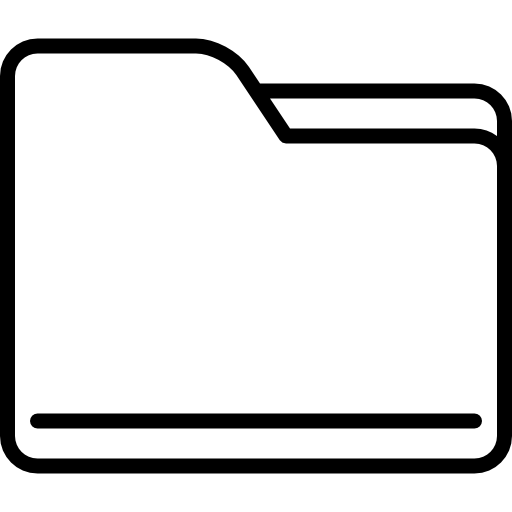 carpeta  icono gratis