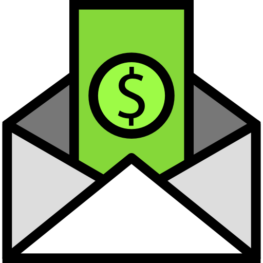 Payment  free icon