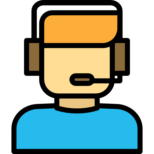 Telemarketer  free icon