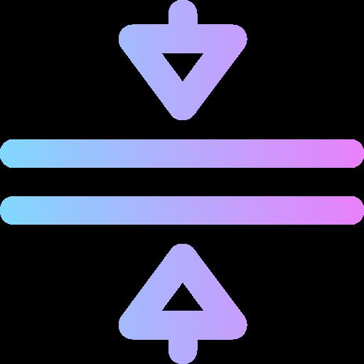 Thin  free icon