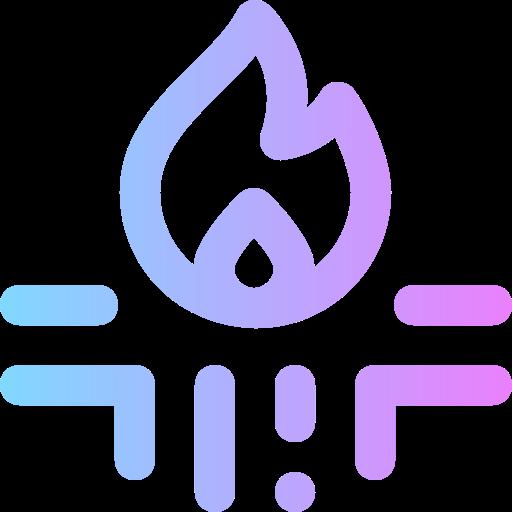 Melting  free icon