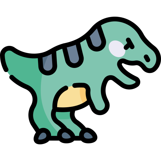 공룡  무료 아이콘