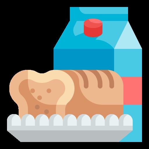 빵  무료 아이콘