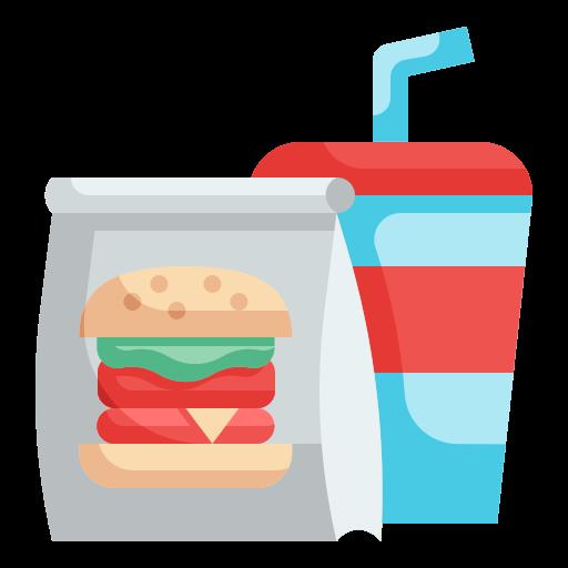 fast food  Icône gratuit