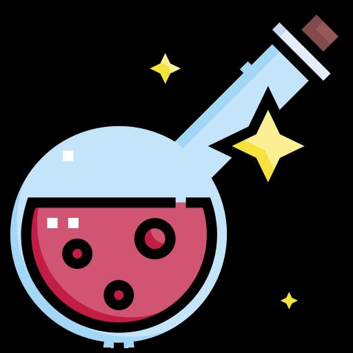 Magic potion  free icon