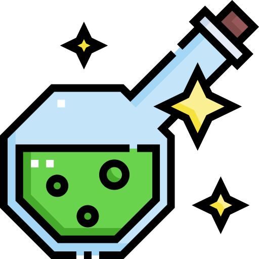 potion magique  Icône gratuit
