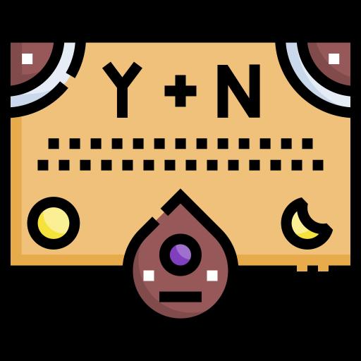 Ouija board  free icon