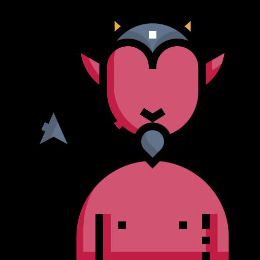Demon  free icon