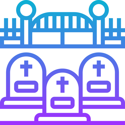 묘소  무료 아이콘