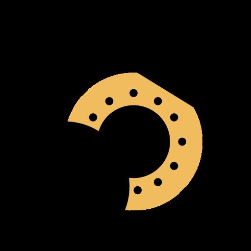 bremsscheibe  kostenlos Icon