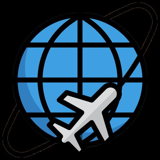 voyage d'affaires  Icône gratuit