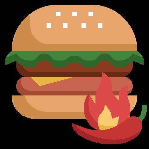 Бургер  бесплатно иконка
