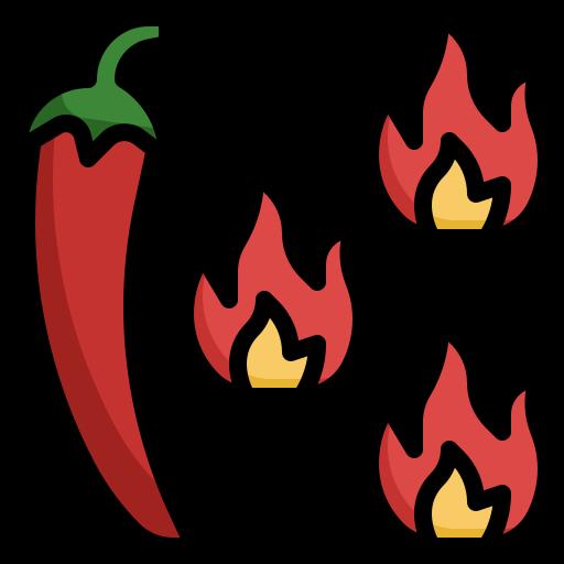 quente  grátis ícone