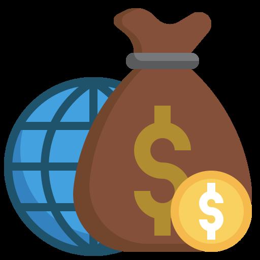 Economic  free icon
