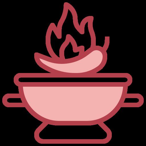 Cooking pot  free icon