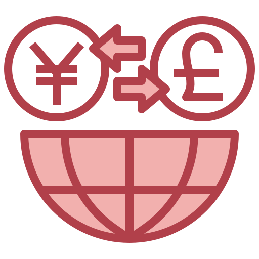 Exchange rate  free icon
