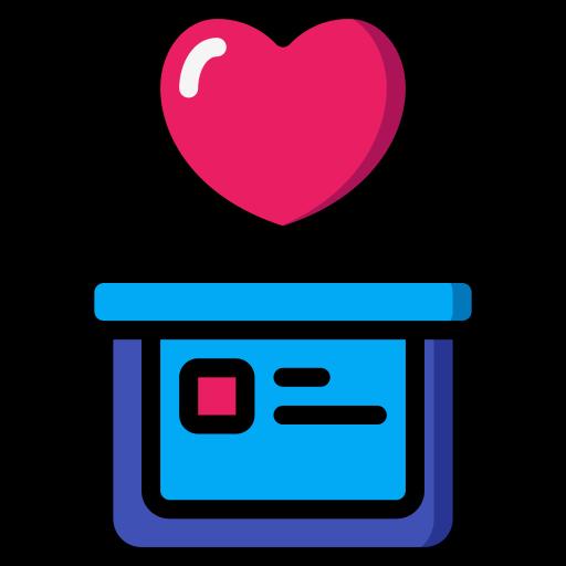 doação  grátis ícone