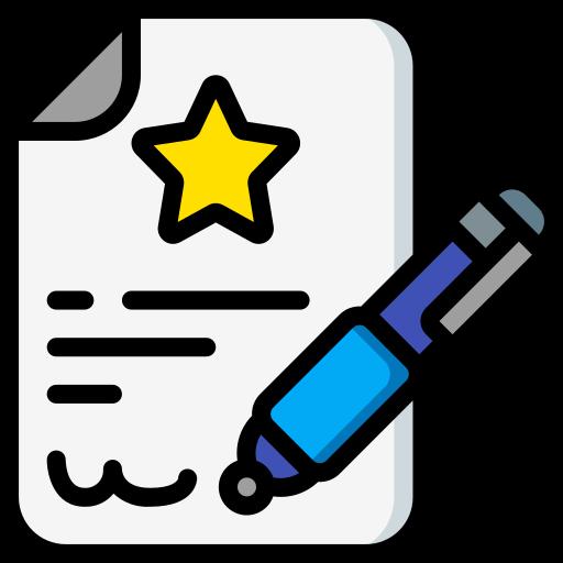 문서  무료 아이콘
