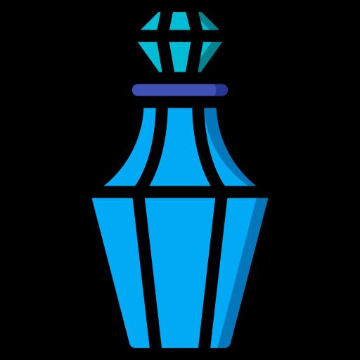 Perfume bottle  free icon