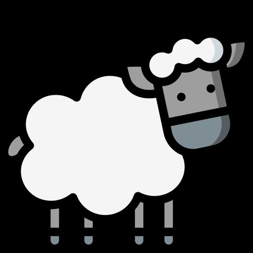ovelha  grátis ícone