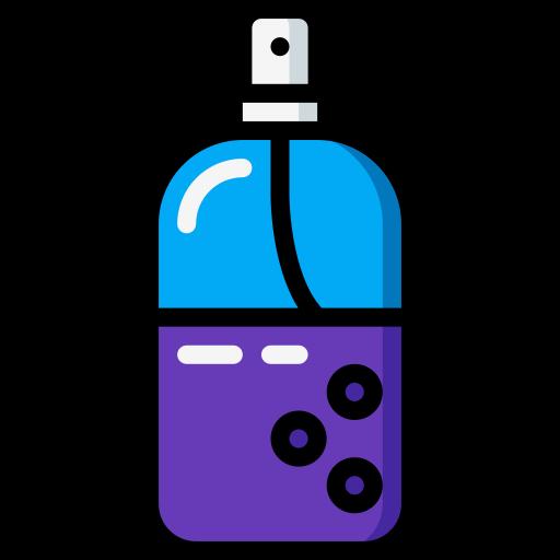 Spray bottle  free icon