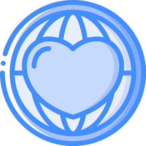 coração  grátis ícone