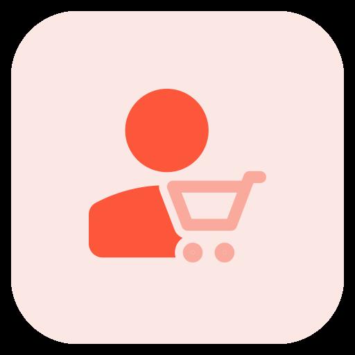 das einkaufen  kostenlos Icon