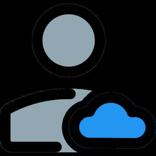 Облако  бесплатно иконка