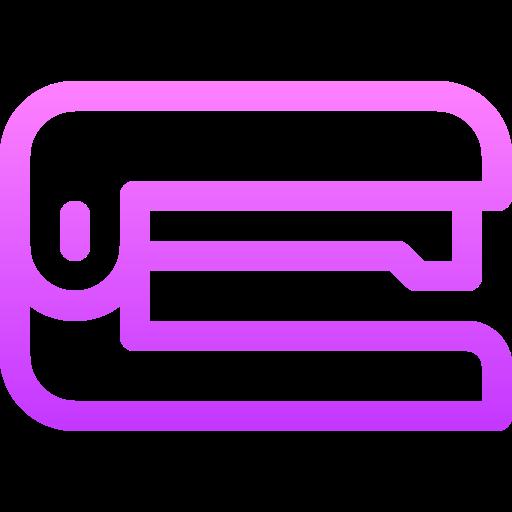 Stapler  free icon
