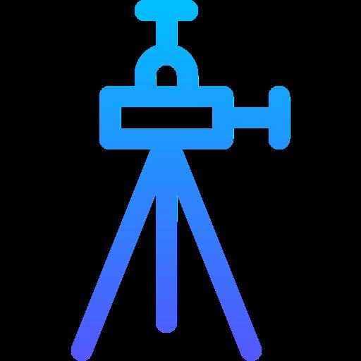 Tripod  free icon