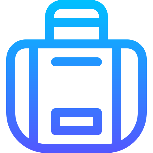 Camera bag  free icon