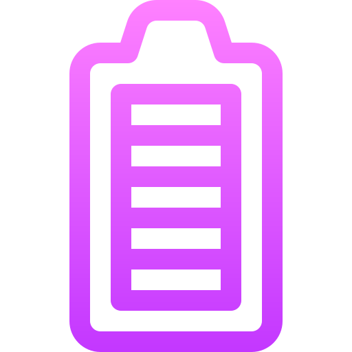Full battery  free icon