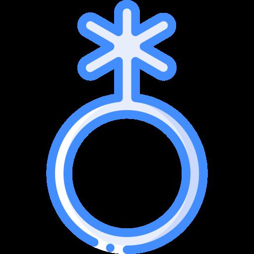Небинарный  бесплатно иконка