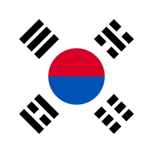 Южная Корея  бесплатно иконка