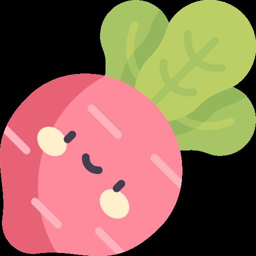 Radish  free icon