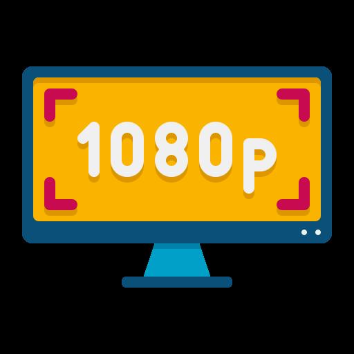 1080  kostenlos Icon