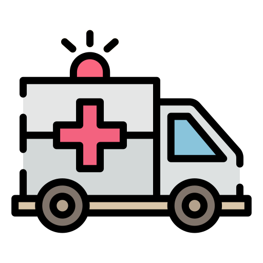 Ambulance  free icon