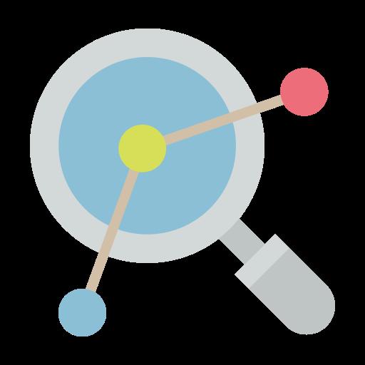 une analyse  Icône gratuit