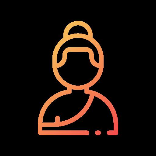 bouddha  Icône gratuit